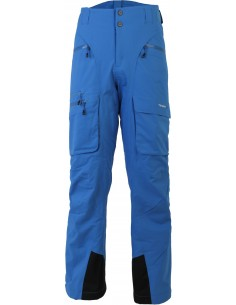 Spodnie narciarskie Tenson Buck Dermizax, niebieskie