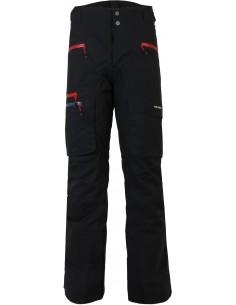 Spodnie narciarskie Tenson Buck Dermizax, czarne