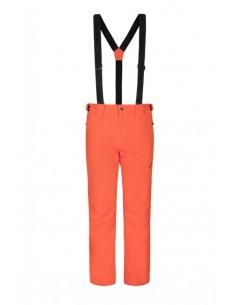 Tenson CALGARY Spodnie Narciarskie Męskie Pomarańczowe