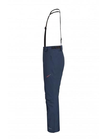 Tenson CALGARY Spodnie Narciarskie Męskie Granatowe