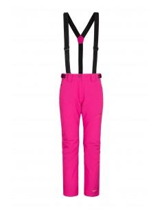 Tenson MIRABEL Spodnie Narciarskie Różowe