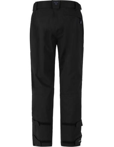 Tenson SKAGWAY Spodnie Czarne Dermizax