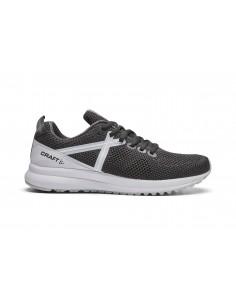 Buty biegowe męskie Craft X165 Fuseknit W, czarno-białe