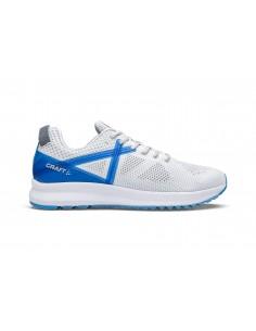 Buty biegowe męskie Craft X165 Fuseknit W, białe