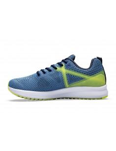 Buty biegowe męskie Craft X165 Fuseknit M, niebieskie