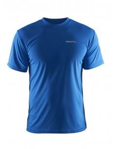 Koszulka sportowa męska Craft Prime Tee, niebieska
