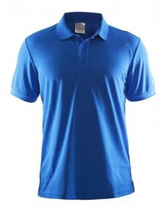 Koszulka męska Craft Polo Shirt Pique Classic niebieska