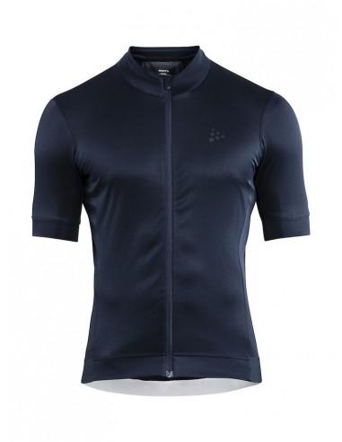 Koszulka rowerowa męska Craft Essence Jersey granatowa