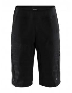 Spodenki Rowerowe Męskie Craft Hale XT Shorts Czarne