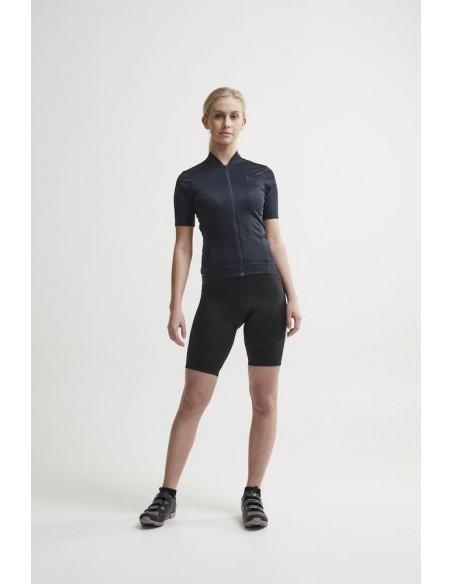 Spodenki Rowerowe Damskie CRAFT Essence Bib Shorts czarne