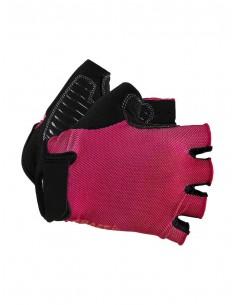 Rękawiczki rowerowe CRAFT Go Glove czerwone