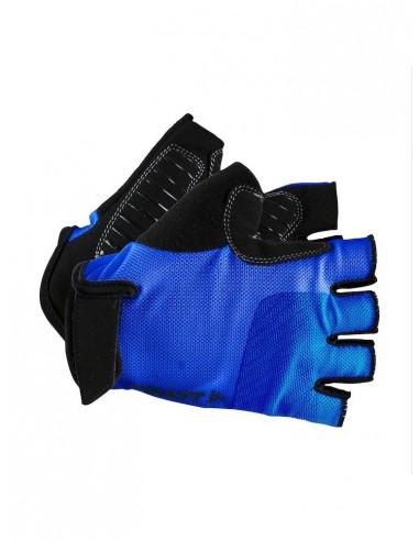 Rękawiczki rowerowe CRAFT Go Glove niebieskie