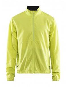 Kurtka sportowa męska Craft Eaze Jacket żółta