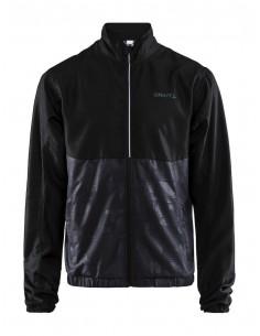 Kurtka sportowa męska Craft Eaze Jacket czarno-szara