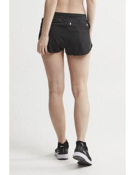 Spodenki Damskie CRAFT Nanoweight Shorts W Czarne