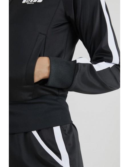 Bluza  damska Craft District Jacket W Czarna