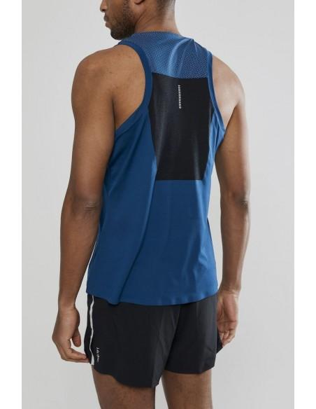 Koszulka męska na ramiączkach Craft Nanoweight Singlet M  Niebieska
