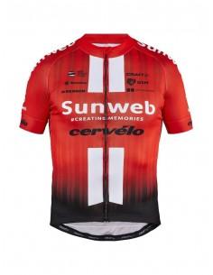 Koszulka Męska Craft Team Sunweb Replica SS Jersey 2019