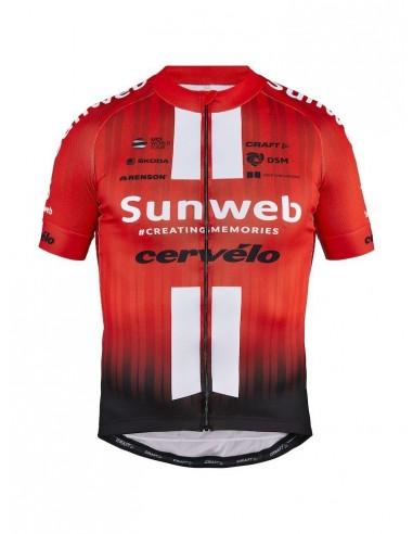 Koszulka Męska CRAFT Team Sunweb Replica SS Jersey