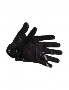 Rękawiczki rowerowe Craft Pionieer Gel Glove Czarne