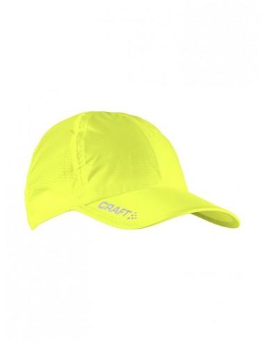 Czapka Sportowa CRAFT UV Cap Zółta