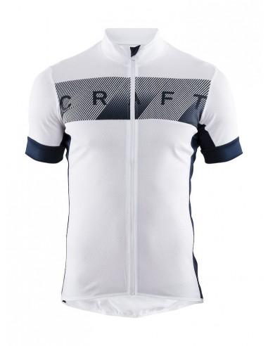 Koszulka męska CRAFT Reel Jersey Biała