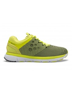 Buty biegowe męskie Craft V175 Fuseknit M, żółte