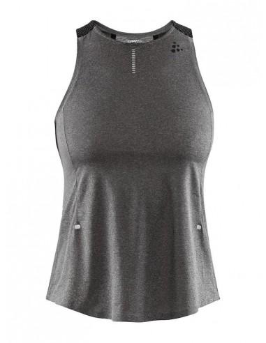 Koszulka damska na ramiączkach Craft Nanoweight Singlet W Szara