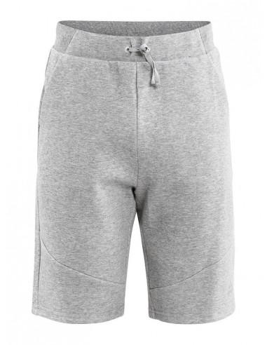 Szorty męskie CRAFT District Sweat Shorts Szare