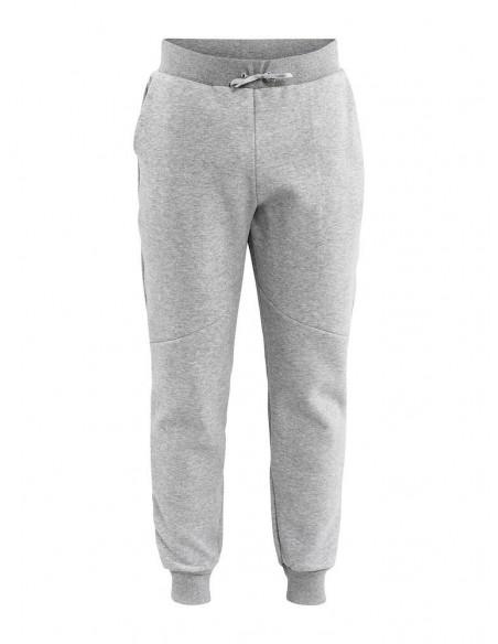 Spodnie męskie CRAFT District Crotch Sweat Pants Szare