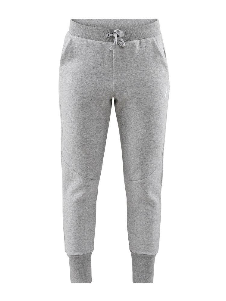 Spodnie damskie Craft District Crotch Sweat Pants Szare S
