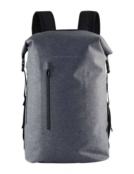Plecak Craft Raw Roll Backpack Szary
