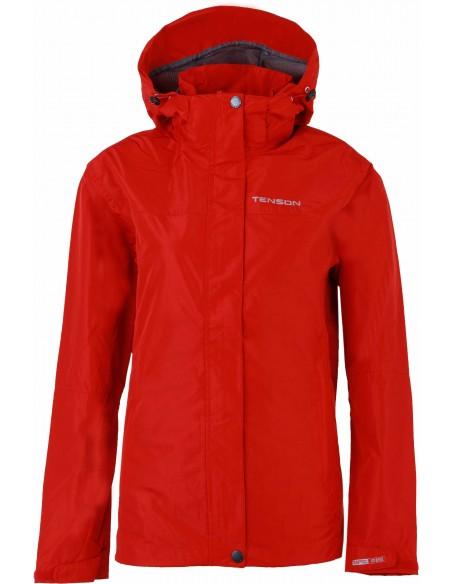 Kurtka Damska Czerwona Tenson Monitor Jacket W