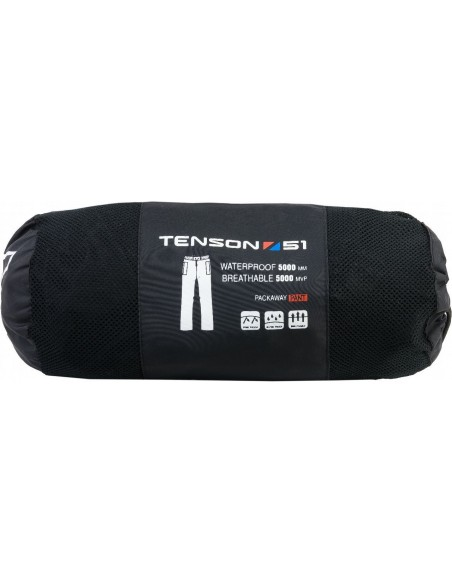 Kurtka Czarna Tenson Crest Jacket