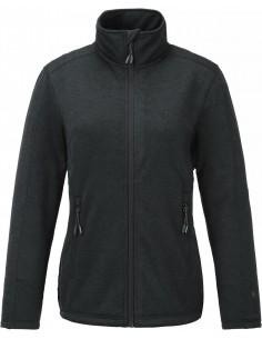 Bluza damska Tenson Lacy Fleece, czarna