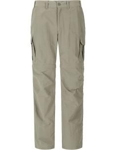 Spodnie męskie Tenson Tyson, beżowe