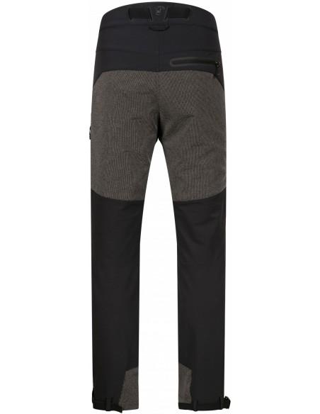 Tenson Biham Spodnie Męskie Czarne