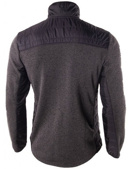 Bluza męska Joffe Fleece czarna
