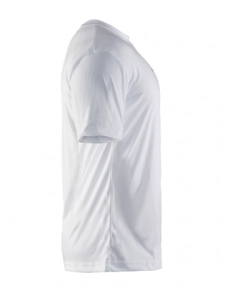 Koszulka sportowa męska Craft Prime Tee biała