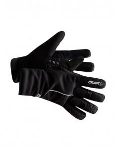 Rękawice pięciopalczaste Craft Siberian 2.0 Glove, czarne