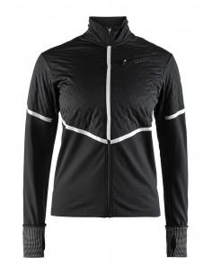 Bluza damska Craft Urban Run Thermal Wind Jacket, czarna