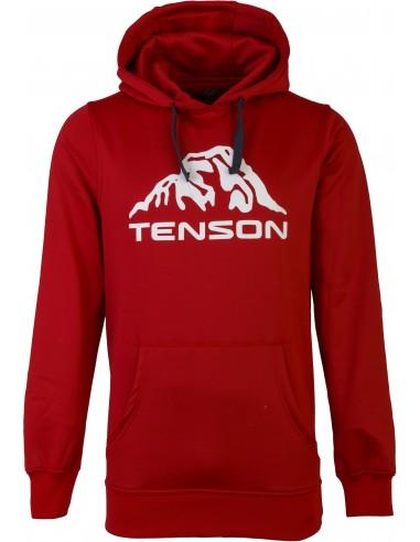 Bluza  męska Tenson Blaise Race Czerwona