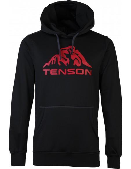 Bluza  męska Tenson Blaise Race Czarna