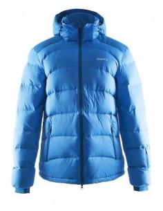 Kurtka puchowa męska Craft Alpine Down - Niebieska