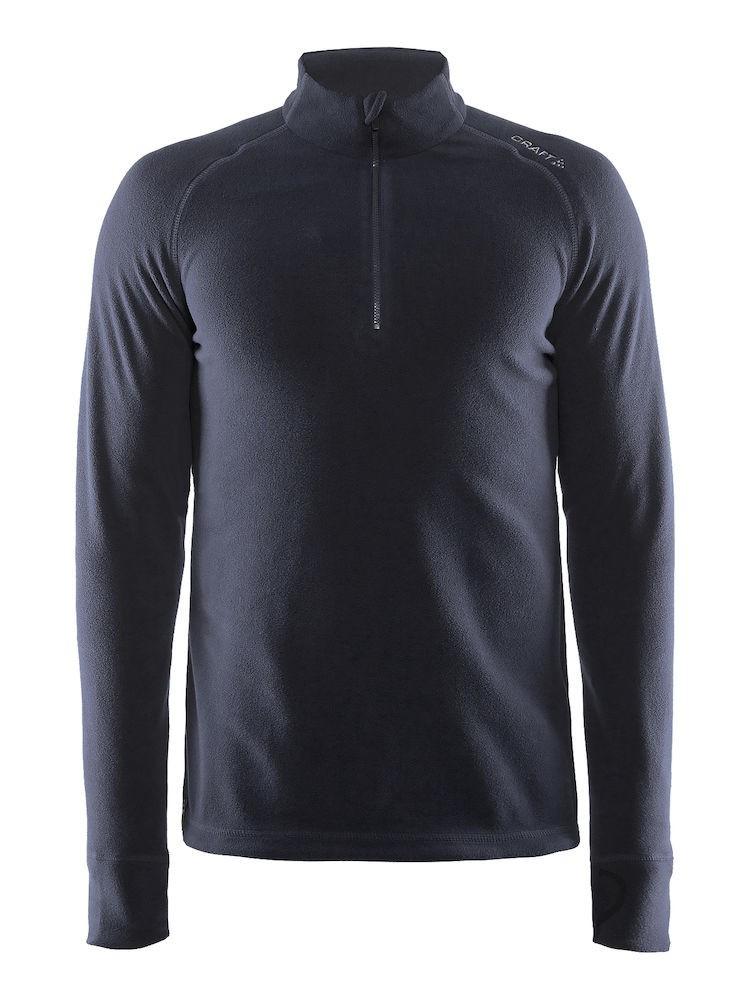 Bluza męska Craft Fleece Zip Micro Granatowa S