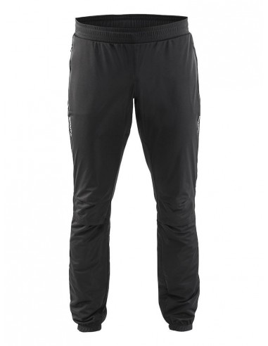 Spodnie męskie Craft X-C Intensity FZ Czarne