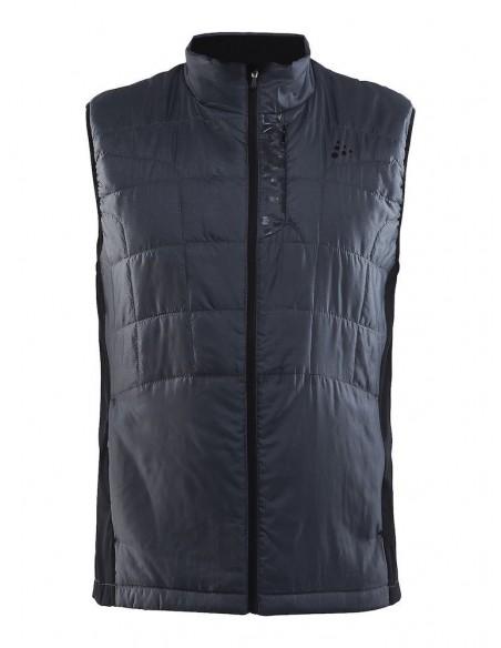 Kamizelka męska Craft X-C Protect Vest Czarna