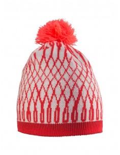 Czapka damska Craft Snowflake Hat Czerwona