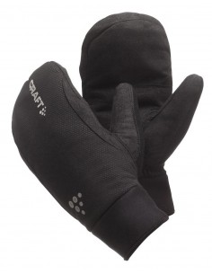 Rękawice Craft Mitten Czarne