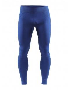 Kalesony męskie Craft Fuseknit Comfort Pants Niebieskie